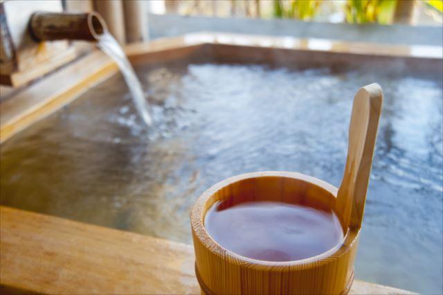 温泉が魅力の伊豆の高級旅館!おすすめの入浴方法は?